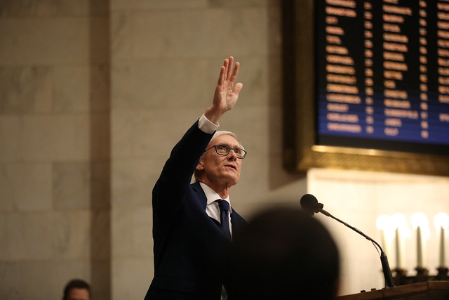 Gov. Evers continues to lead on clean drinking water