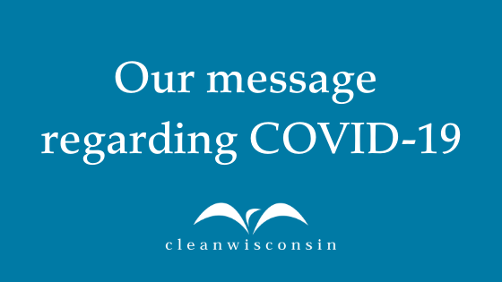 Our message regarding COVID-19