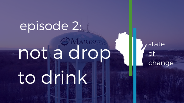 Episode 2: Not a drop to drink