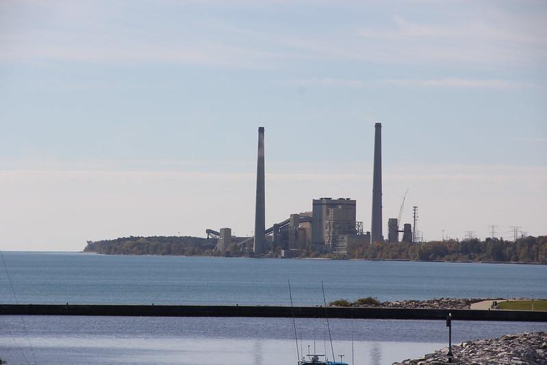 Edgewater coal plant