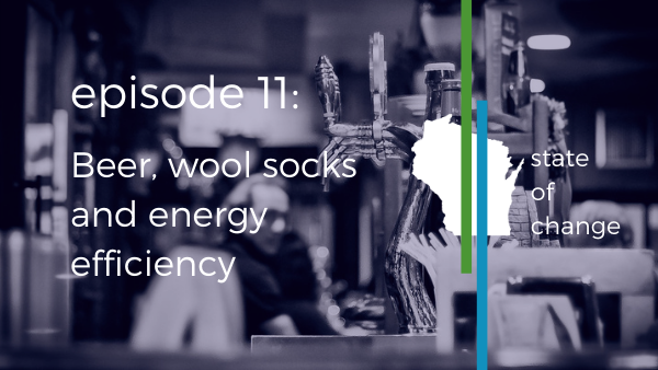Beer, wool socks and energy efficiency